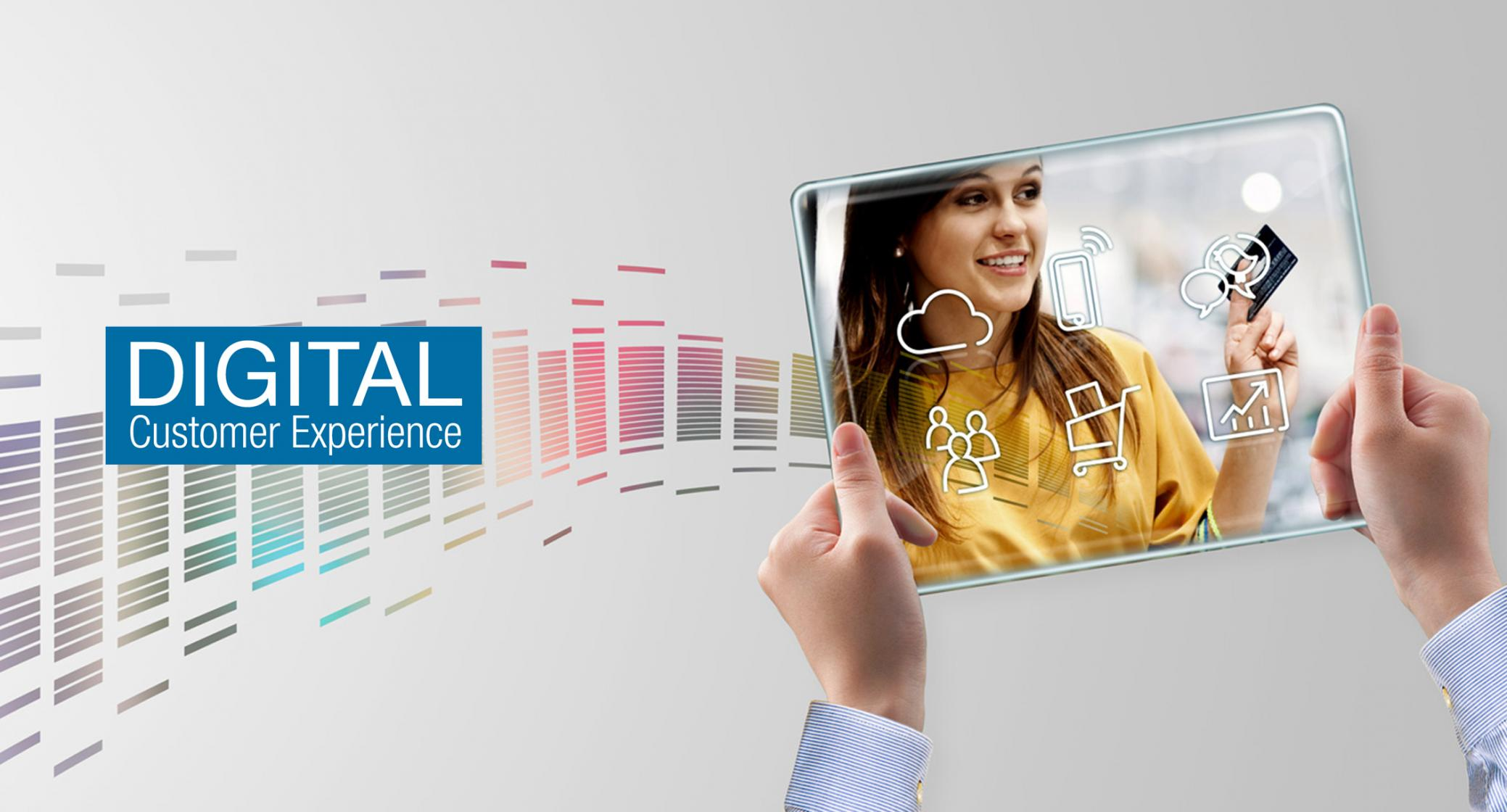 connecting with digital customers